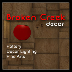 Broken Creek Decor