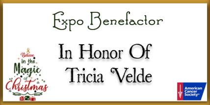 Benefactor - In Honor of Tricia Velde