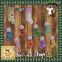 -M&S Kids- Koda's Stockings Gatcha Ad 512x512