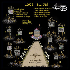 Sam's Studio - Love is Us (512x512)