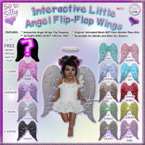 So Silly Interactive Angel Wings Gacha Ad Key 01a