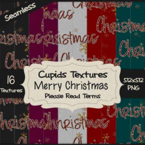 16 MERRY CHRISTMAS