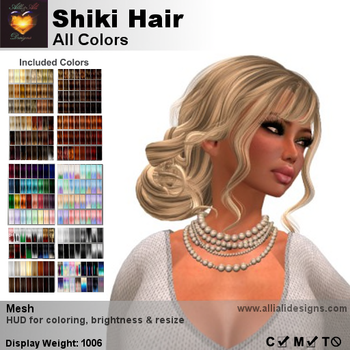 A&A Shiki Hair All Colors-pic