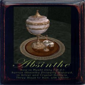 Absinthe Box 512