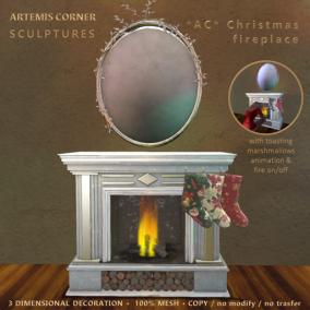 _AC_ Christmas fireplace 512