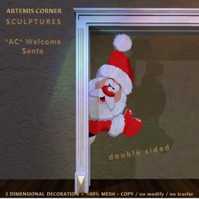 _AC_ Welcome Santa 512