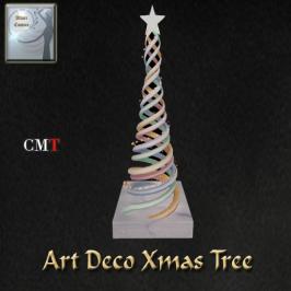 Art Deco Xmas Tree