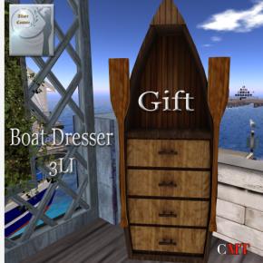 Boat Dresser