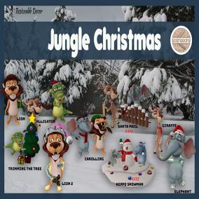 [Boomerang] - Jungle Christmas