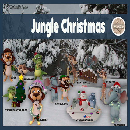[Boomerang] - Jungle Christmas