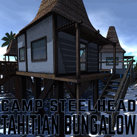 CAMP STEELHEAD BUNGALOW - 15 Li BEACH HOMES