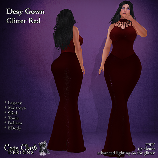 _CCD_ ad Desy Gown Glitter Red 512 x 512