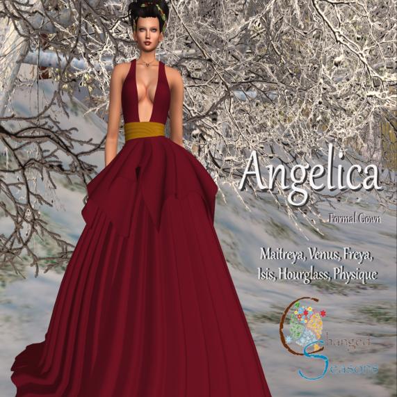 Changed Seasons - Angelica 1219