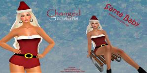 Changed Seasons - Santa Baby