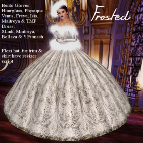 Charisma's Designs Frosted PIC