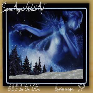 Charisma's Designs Snow Angel PIC 6 prims