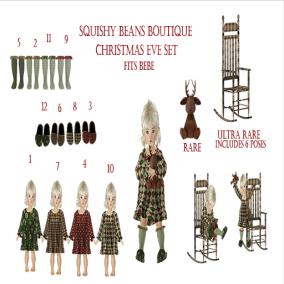 Christmas Eve Set AD 512