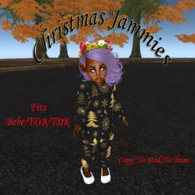 Christmas Jammies AD