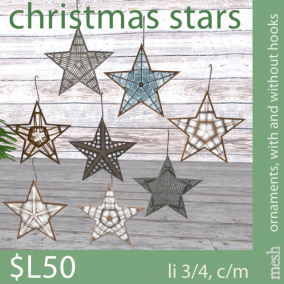 Christmas Stars 512