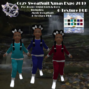 DhaiMond DeZignz - Cozy SweatSuit