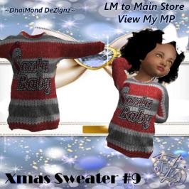 DhiaMond Dezingz - Xmas Sweater 9