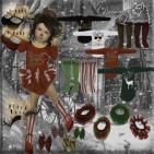 DLC Christmas Time Princess
