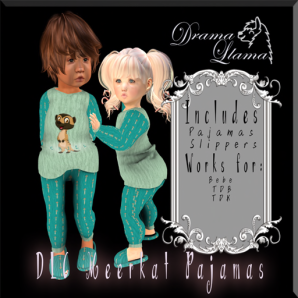DLC Meerkat Pajamas
