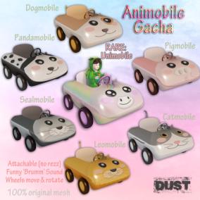 DUST Animobile Gacha