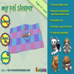 Funsies MyPalSLeeper-AD