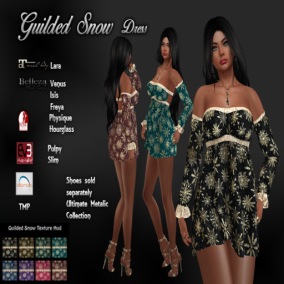 Indigenous - Guilded Snow Pic
