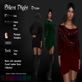 Indigenous - Silent NIght Dress Pic