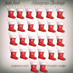 Junk Food - Monogram Stockings