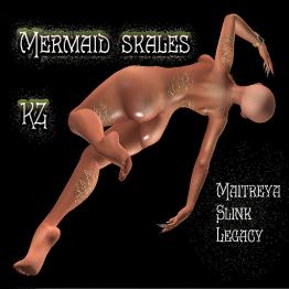 KZ Materials Mermaid scale