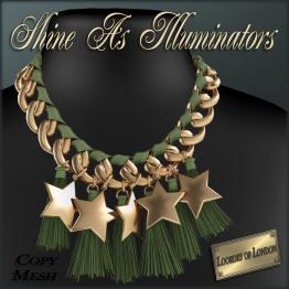 Loordes of London-Shine As Illuminators-#16 1