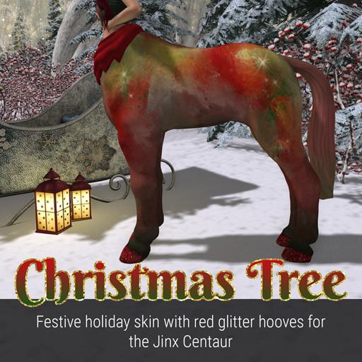 Lunistice_ Christmas Tree Skin (for Jinx Centaur)