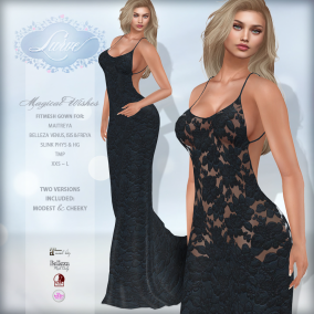 _Lurve_ Magical Wishes Formal in Midnight