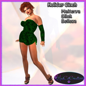 MadCat Creations- Holiday cinch sl expo 100 percent PIC