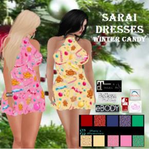_Mara's Mysteries_ Sarai _Winter Candy_ Dresses
