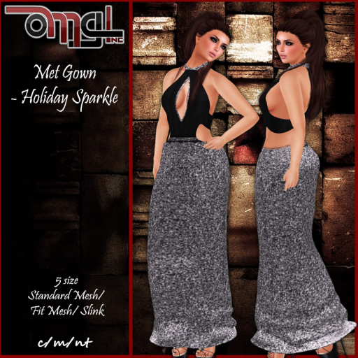 Met Gown - Holiday Sparkle 2019 - Pic