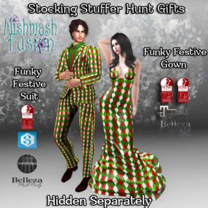 Mishmash Fusion Stocking Stuffer Hunt Gifts