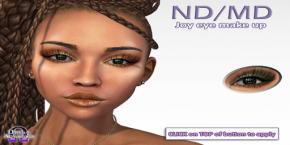 ND_MD JOY - EYE make up DEEP GREEN 512
