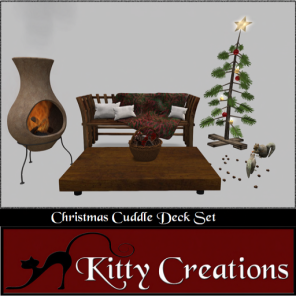 PIC Christmas Cuddle Deck Set - Kitty Creations_003