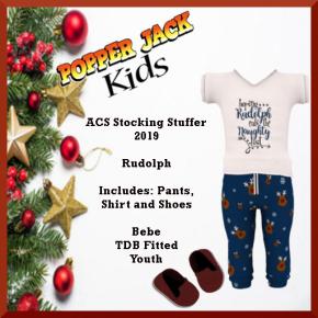 Popper Jack Kids - ACS Stocking Stuffer 2019 - Rudolph