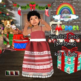 ((RBS)) Sweetest Dress (Christmas)
