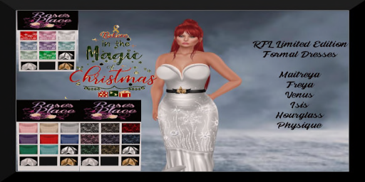 RFL Limited Edition Formal Dresses