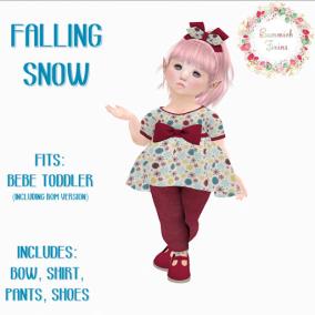 Sammich Fixins - Falling Snow