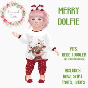 Sammich Fixins - Merry Dolfie