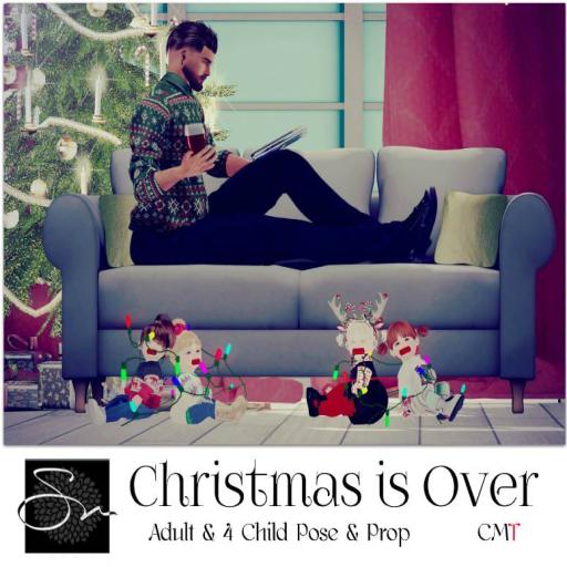 SN~ Christmas is Over