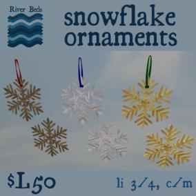 Snowflakes 512