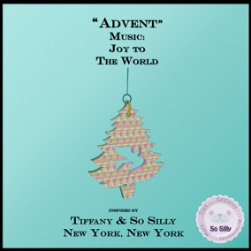 So Silly Joyful Season Music Ornament Collection - Advent